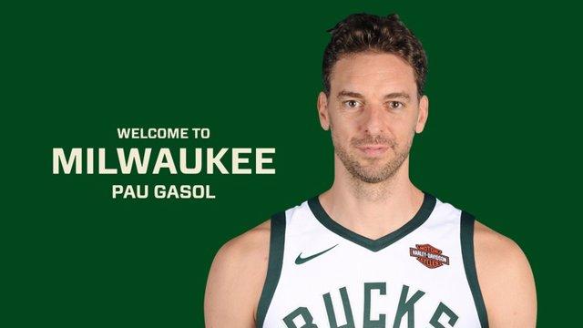 Bàsquet/NBA.- El pitjor equip de l'NBA amarga el debut de Gasol amb els Bucks