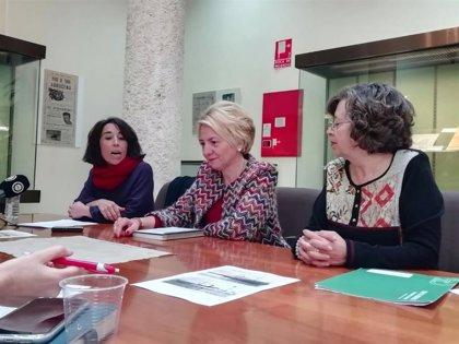 Junta expone 'Mujeres Emigrantes' que aborda la consideración del trabajo femenino a principio del siglo XX