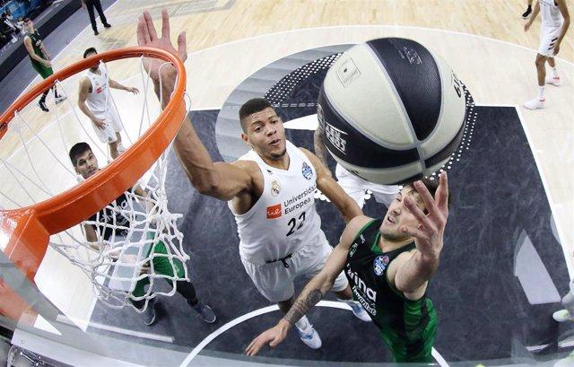 Baloncesto/Liga Endesa.- (Previa) El Real Madrid prueba la fuerza del Joventut e