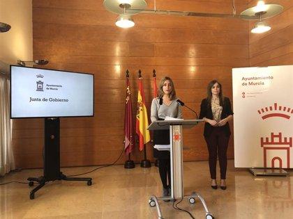 Casi el 59% de los puestos de mayor responsabilidad del Ayuntamiento de Murcia está ocupado por mujeres