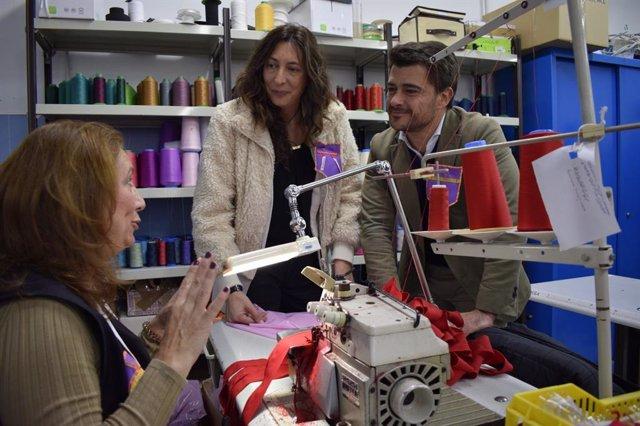 "Sevilla.- 8M.- Beltrán Pérez destaca el papel de la Fundación Don Bosco como ""ba"