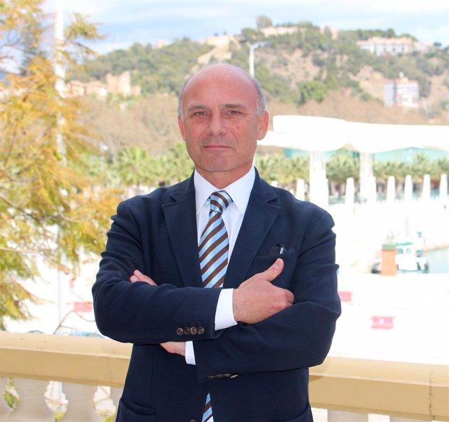 Málaga.- Puertos.- Carlos Rubio asume el cargo de presidente de la Autoridad Por