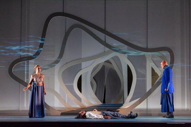 Málaga.- Lolita acerca al Teatro Cervantes de Málaga su versión de 'Fedra'