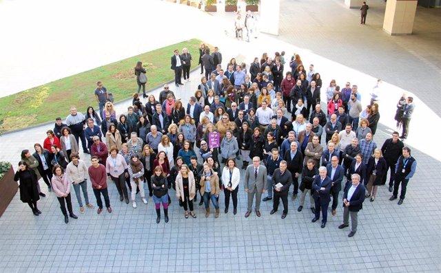 8M.- El Puerto De Barcelona Celebra El Día Internacional De La Mujer Con Una Con