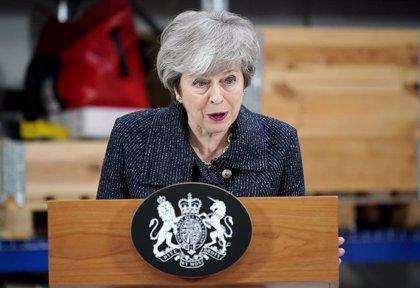 """May pide """"sólo un empujón más"""" a la UE para conseguir un acuerdo para el Brexit"""