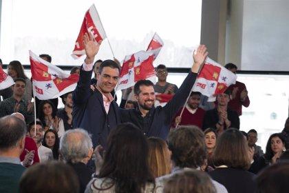 Tudanca encabeza la lista del PSOE de Burgos a las Cortes