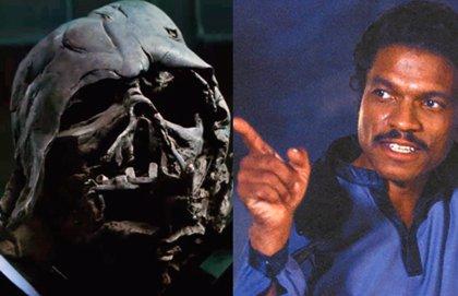 Filtrado el contenido del tráiler de Star Wars 9 con Lando Calrissian, el casco de Darth Vader... y mucho más