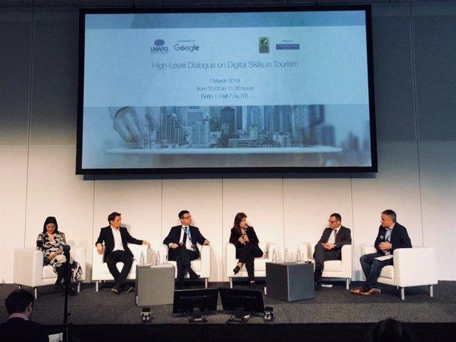 Google se alía con la OMT para avanzar en el desarrollo de competencias digitale