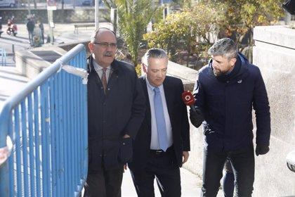 La Audiencia Provincial confirma la absolución de los acusados en el juicio por el espionaje político en 2008