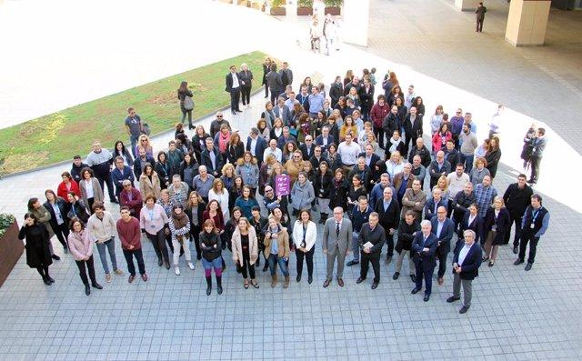8M.- El Port De Barcelona Celebra El Dia Internacional De la Dona Amb Una Amb