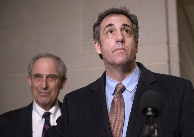 Cohen testifies in closed door session