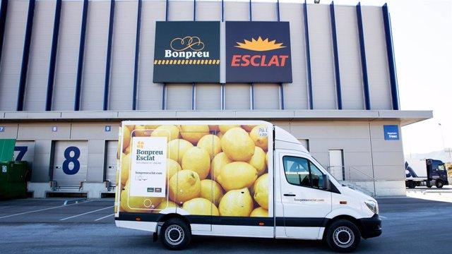 El grup Bon Preu estrena l'entrega a domicili de la compra realitzada online