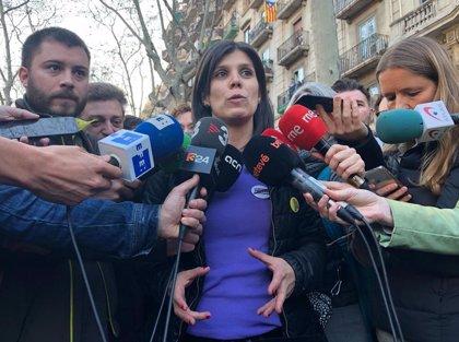 """8M.- Vilalta (ERC) celebra el éxito de la huelga y ve """"urgente"""" acabar con las desigualdades"""