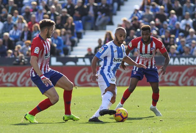 Soccer: La Liga - Leganes v Atletico de Madrid