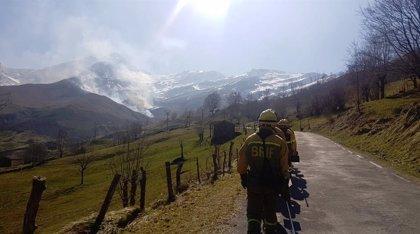 Cantabria desactiva el nivel máximo de alerta por incendios forestales en toda la comunidad