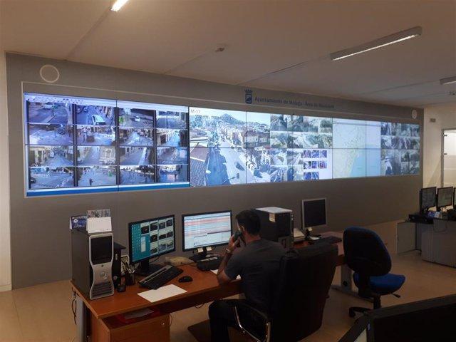 Málaga.- El Ayuntamiento de Málaga renueva su Centro de Gestión de Tráfico con u