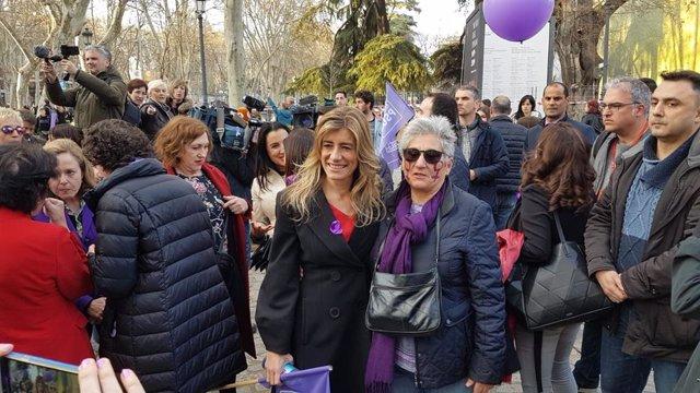 """8M.- Calvo Arremete Contra Los Que Creen Que El Feminismo Es """"Cosa De Cuatro Rad"""