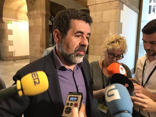 Jordi Snchez, ANC