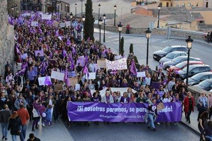 C-LM culmina su jornada de reivindicación con miles de personas demandando igualdad de derechos