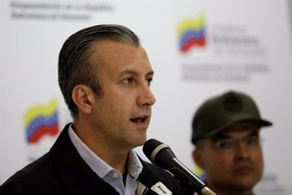 EEUU imputa al ministro de Industria de Venezuela por violar las sanciones impuestas contra él