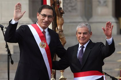 El primer ministro de Perú presenta su dimisión a Vizcarra