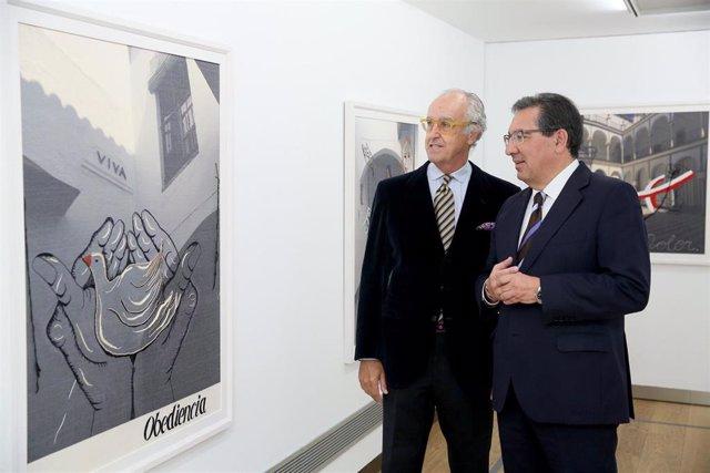 Sevilla.- Cajasol.- Presentada en la Fundación Cajasol la exposición 'Dos clausu