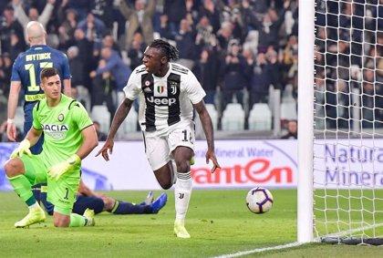 La Juventus golea al Udinese antes de recibir al Atleti en 'Champions'