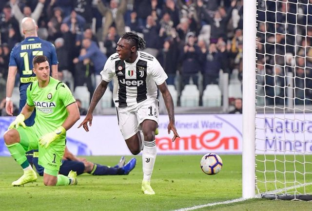 Fútbol/Calcio.- La Juventus golea al Udinese antes de recibir al Atleti en 'Cham