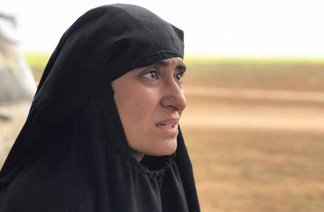Siria.- Una mujer yazidí raptada por Estado Islámico denuncia abusos y asesinato