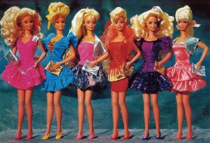 9 de marzo: Día Mundial de Barbie, ¿sabías que tiene más de 130 uniformes distintos?