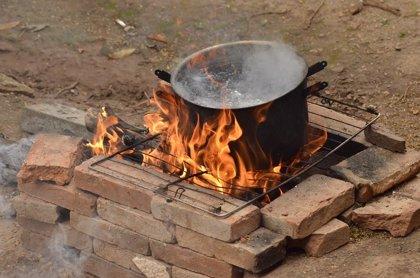Las estufas de leña son peligrosas para la salud en las casas de México
