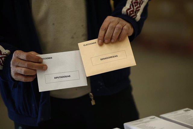Recursos de elecciones generales 2015, Congreso, Senado, Cortes Generales