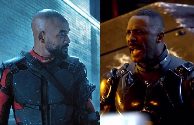 PARA SÁBADO Así sería Idris Elba como Deadshot en Escuadrón Suicida 2