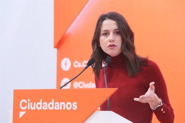 Comitè Executiu Permanent de Ciudadanos