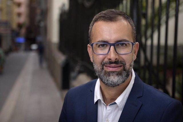 Mariano Cejas encabezará la lista regional de Cs al Parlamento de Canarias