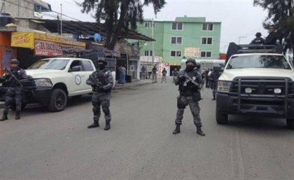 Catorce muertos en un ataque a un bar en el estado mexicano de Guanajuato