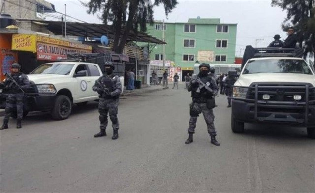 Más de una decena de muertos en un ataque a un bar en el municipio mexicano de S