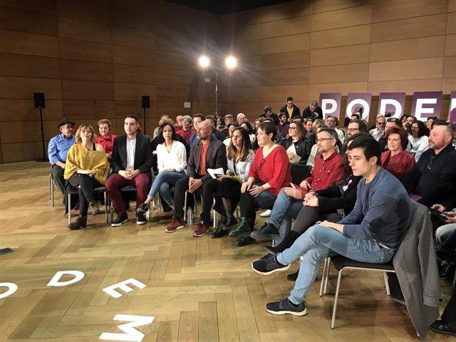 AV.- Belarra apela al voto útil de Podemos porque el del PP, PSOE y Cs no sabe a