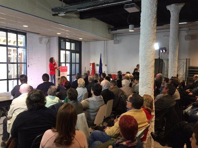 "Av.- Montero acusa els independentistes d'enganyar ""prometent impossibles"" i"