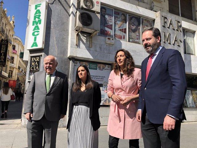 """López (PP-A) defiende que mientras """"Díaz escondía medio millón de pacientes, Mor"""