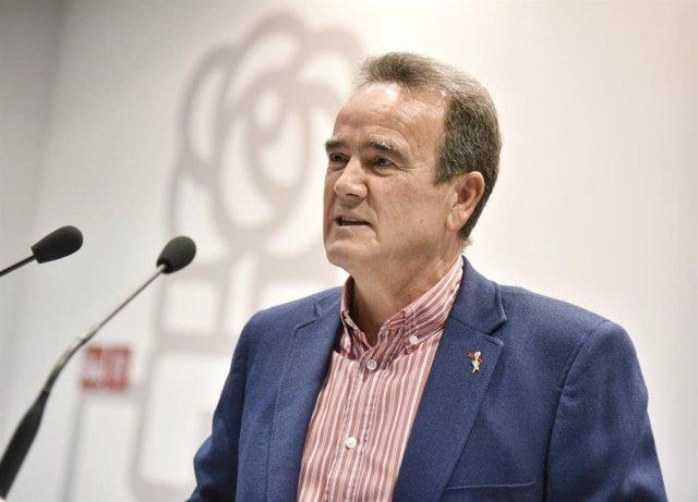 Zaragoza.- Horacio Royo, número dos de Pilar Alegría en la candidatura del PSOE
