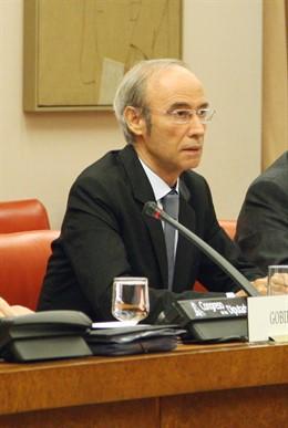 Cipriá Ciscar, Diputado Del PSOE Y Presidente De La Comisión De Defensa