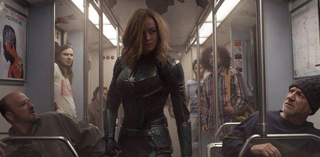 La escena postcréditos de Capitana Marvel resuelve  uno de los misterios de Endg