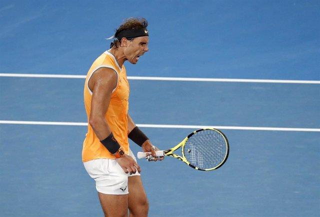 Tenis/Indian Wells.- (Previa) Nadal quiere su tajada de Indian Wells