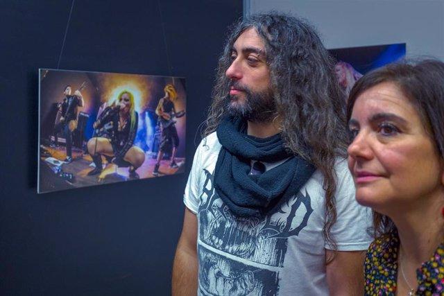 Avilés.- La mujer en el rock y el metal, protagonista de la nueva exposición fot
