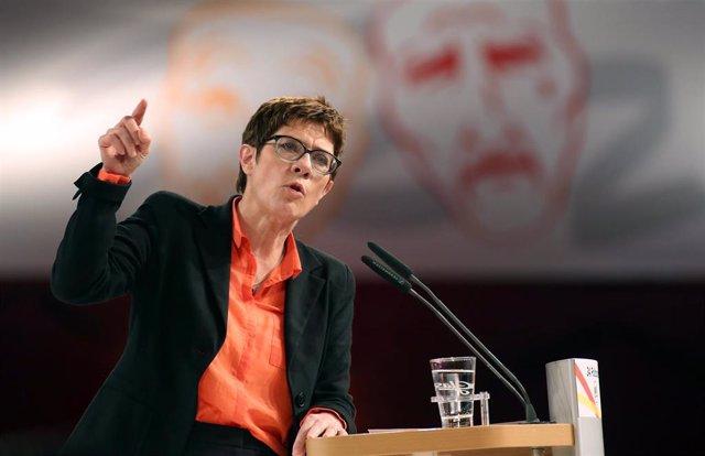 CDU political Ash Wednesday in Germany