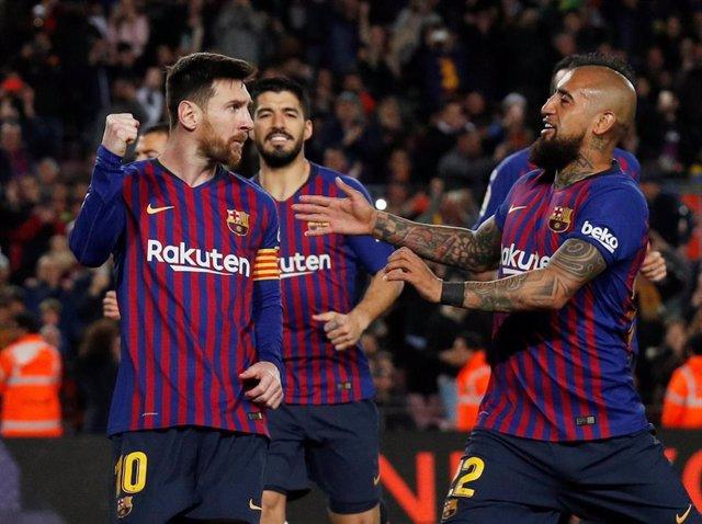 Fútbol/Liga Santander.- Crónica del FC Barcelona - Rayo Vallecano