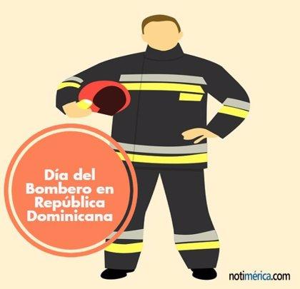 ¿Por qué se celebra el segundo domingo de marzo el Día del Bombero en República Dominicana?