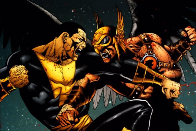PARA DOMINGO El guion de 'Black Adam' incluye a Hawkman, Stargirl y Atom Smasher