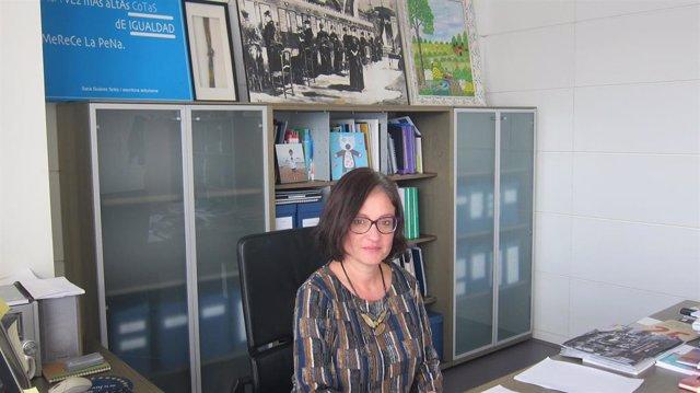 8M.- El Instituto Asturiano De La Mujer